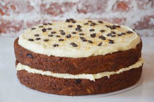 Carrot Cake standard decoration
