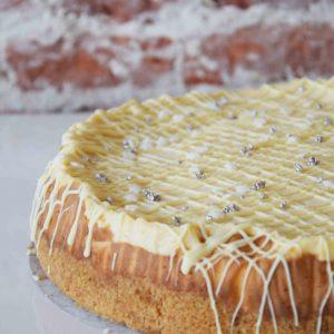 New York Cheesecake standard decoration