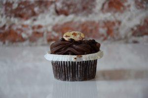 Devils Food Cupcake