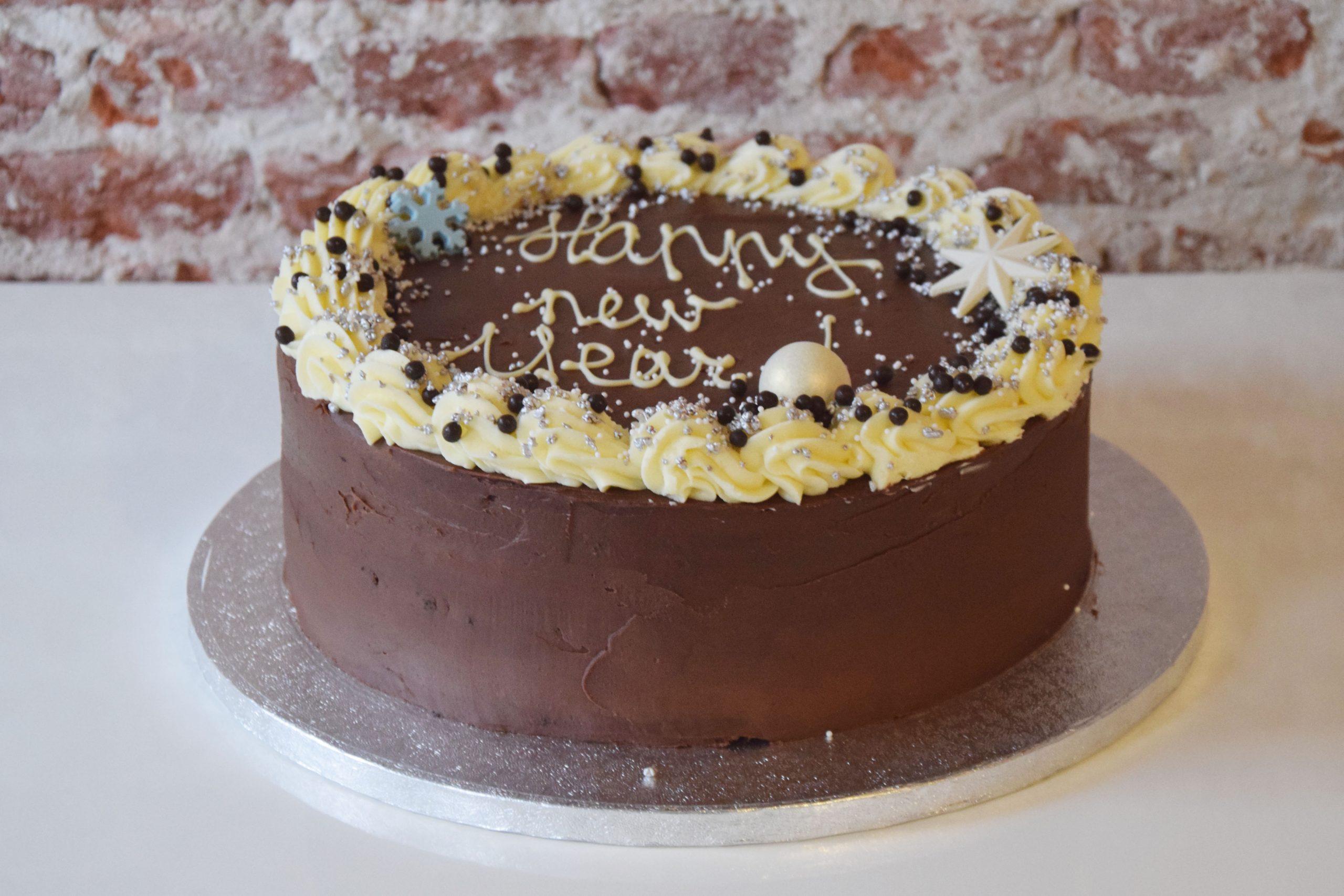 Turtle Cake full decoration